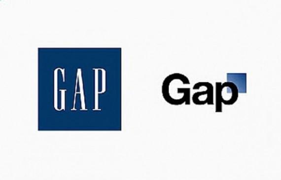 gap logo campaign